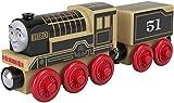 TRENINO THOMAS- Locomotiva Hiro-Treno in Legno Giocattolo, FHM49