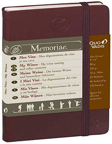 Quo Vadis Memoriae Mis Vinos - Diario