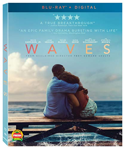 Waves [Blu-ray] $10 - $10.00