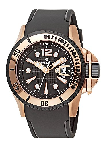 Harding Orologio con Movimento Miyota HA0304 Aquapro 46.5 mm
