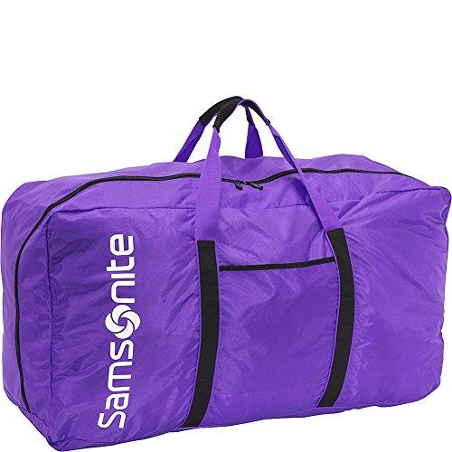 Samsonite Tote-A-Ton Duffle Bag Purple