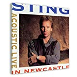 Sting(Gordon Sumner)'s Album-Cover – Acoustic Live in