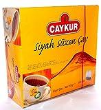 Caykur - Schwarzer Beuteltee - siyah süzen cay (100 x 2g) Tee