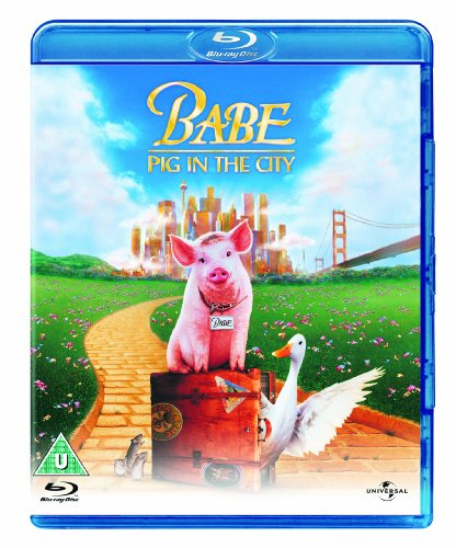 Babe: Pig in the City [Blu-Ray] (English audio)