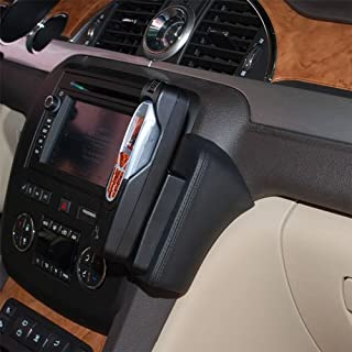 Kuda 042215 Leather Mount Black Compatible with Chevrolet Traverse 2009-2012