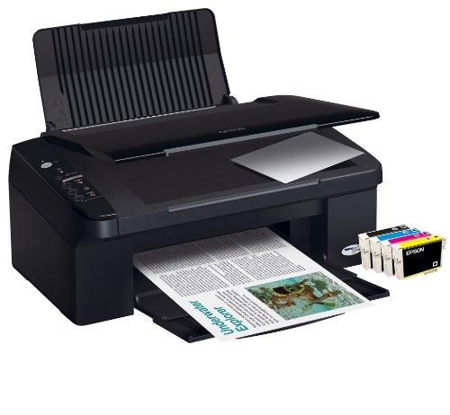 Epson Stylus SX105 Imprimante Multifonctions jet d'encre Couleur 3 en 1