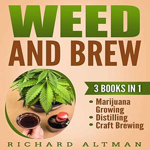Weed and Brew audiobook cover art