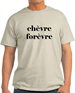 CafePress Ch??vre for??vre 1 T Shirt Cotton T-Shirt