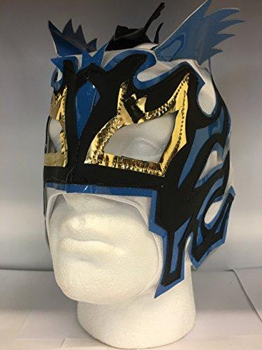 Deckenleuchte weiß Lightning childrems Zip Up Wrestling Maske