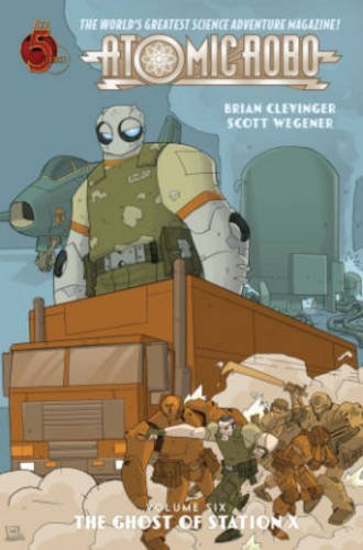 Atomic Robo Volume 6: Ghost of Station X TP