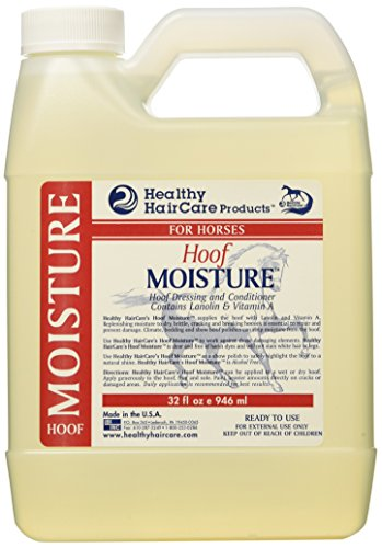 Healthy Haircare Refill Hoof Moisture Nutritional Supplements, 32 oz.