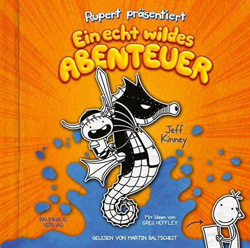 Rupert präsentiert - Ein echt wildes Abenteuer Titelbild