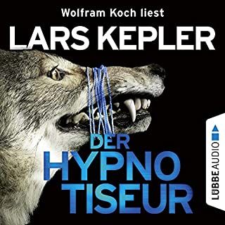 Der Hypnotiseur cover art