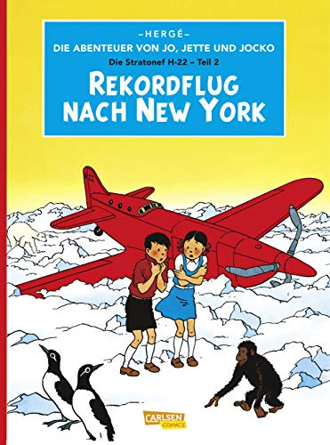 Die Abenteuer von Jo, Jette und Jocko 4: Rekordflug nach New York (4)