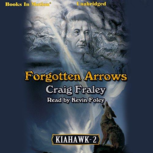 Forgotten Arrows audiobook cover art