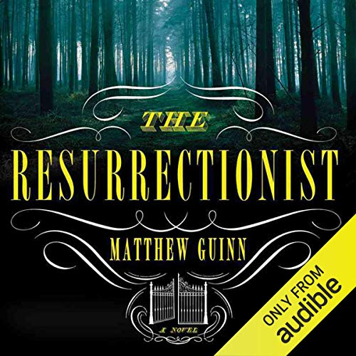 The Resurrectionist audiobook cover art