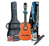 Ashton SPCG34AM Guitarra clásica - color natural