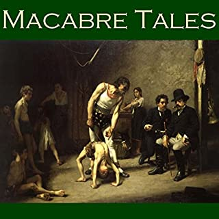 Macabre Tales cover art