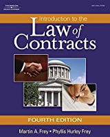 An Introduction to the Law of Contracts (West Legal Studies (Hardcover))