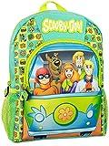 Scooby Doo Mochila para Niños Verde