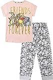 Women's Official Nightwear Sleepwear Loungewear Pyjama (Winnie the Pooh: Friends Forever, M)