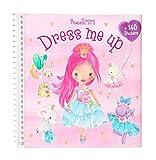 Depesche 11158 Dress me up Princess Mimi - Libro de pegatinas (16 x 15,5 x 1 cm)