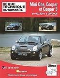 E.T.A.I - Revue Technique Automobile B703.6 MINI I - R50/R53 PHASE 1 - 2001 à 2006