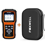 Foxwell NT630 Plus OBD2 Scanner ABS Brake Bleed Scan Tool SRS with Storage Case