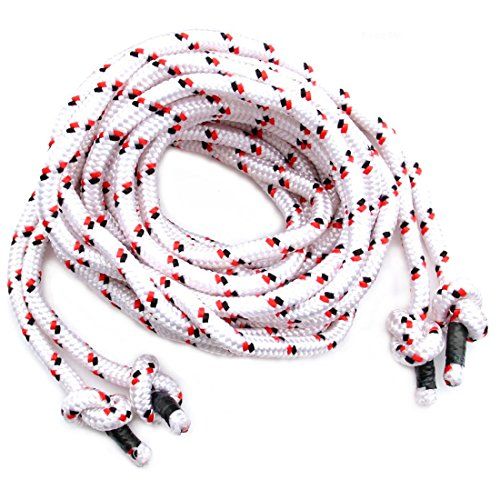 jump rope sports Corde à sauter double Dutch...