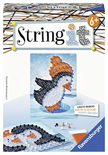Ravensburger String It Mini: Pinguine