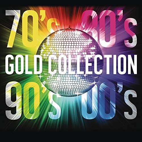70'S 80'S 90'S 00'S Gold Collection [4 CD]