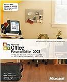 【旧商品/サポート終了】Microsoft Office Personal Edition 2003(-)