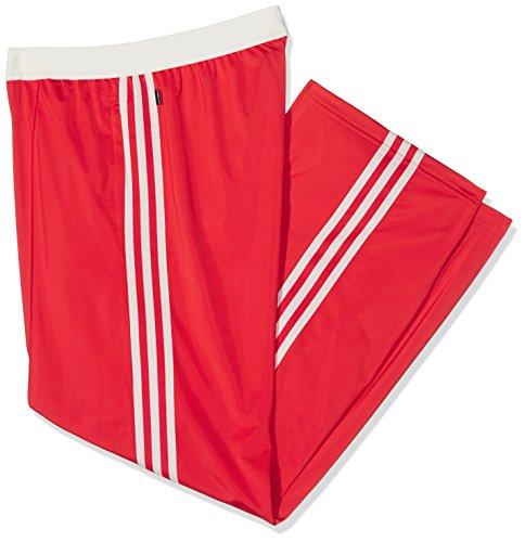 adidas Pantalones de chándal para Mujer Sandra 1977 Sailor, Mujer, Sandra 1977 Sailor, Rojo, 42
