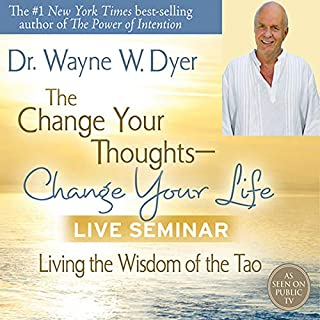 The Change Your Thoughts - Change Your Life Live Seminar Titelbild