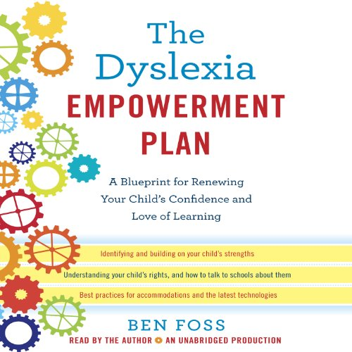 The Dyslexia Empowerment Plan audiobook cover art