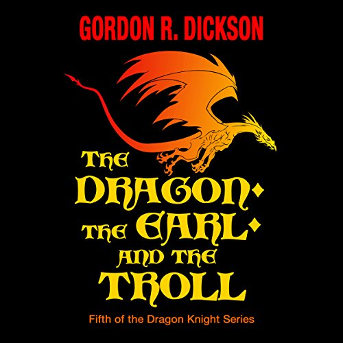 The Dragon, the Earl, and the Troll Titelbild