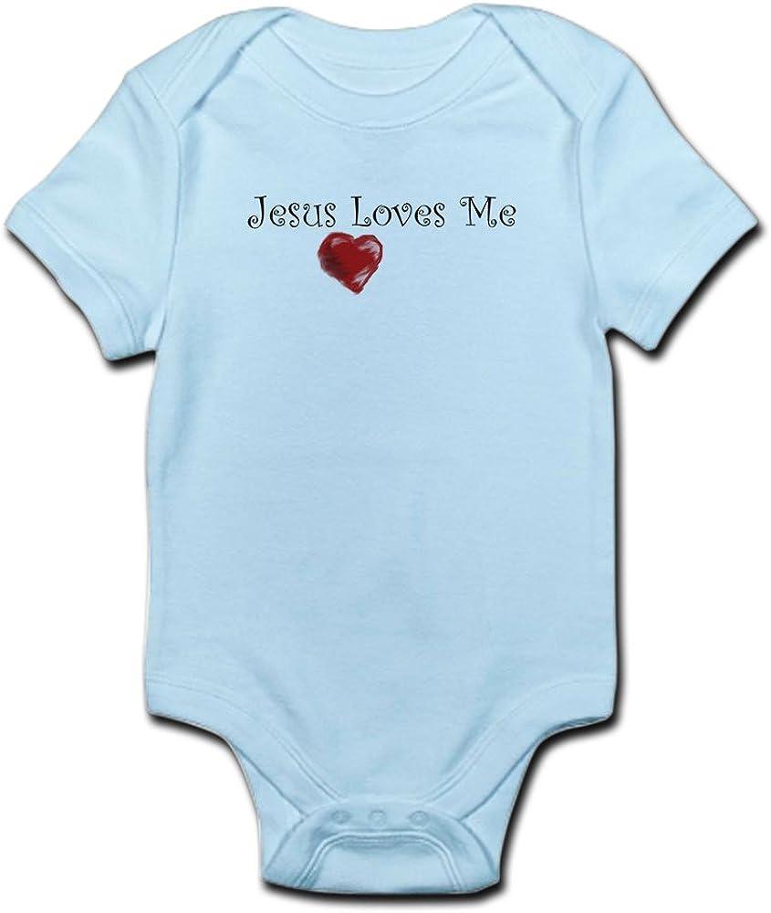 Jesus Loves Me Bodysuit
