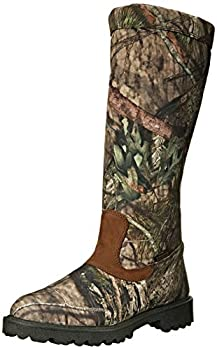 Rocky Men s RKS0232 Knee High Boot Mossy Oak Break Up Country Camoflauge 12 M US