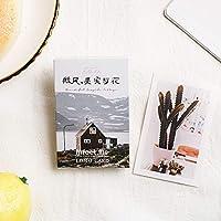 28 枚/セット風フルーツと花ミニ Lomo はがき/グリーティングカード/誕生日の手紙封筒ギフトカード