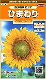 サカタのタネ 実咲花7541 ひまわり 巨大輪咲ロシア 00907541