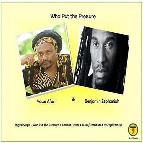 Yasus Afari & Benjamin Zephaniah