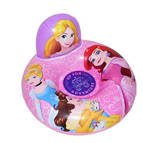 GUIZMAX Fauteuil Gonflable Disney Princesse