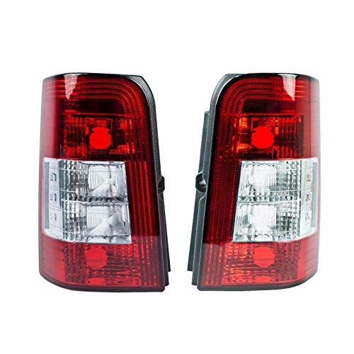 Horizontale Type Deur Achterste Staart Lamp Zonder Stopcontact 6351CX, 6350CX R/L