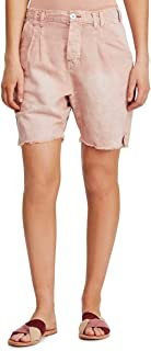 Free People Utility Harem Shorts - Rose Size 12