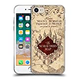 Head Case Designs Oficial Harry Potter The Marauder's Map Prisoner of Azkaban II Carcasa de Gel de Silicona Compatible con Apple iPhone 7 / iPhone 8 / iPhone SE 2020