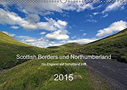 Mein Kalender Scottish Borders und Northumberland bei Amazon 1