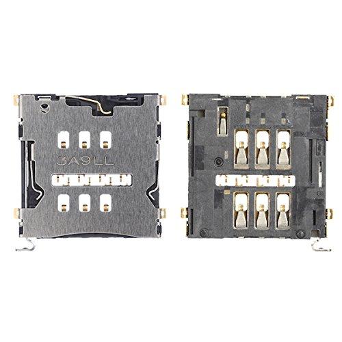 BisLinks® SIM Karte Halter Slot Tablett Reader Repair Ersatz Teil Für LG Nexus 4 E960