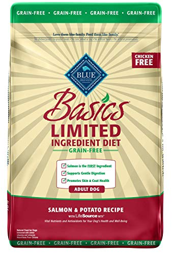 Blue Buffalo Basics Limited Ingredients Grain-Free Diet