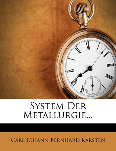 Download System Der Metallurgie... (German Edition)