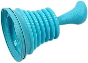 Blau WXQDD dredge Wc-Abflussstopfen Pipeline-Bagger Haushalts-Abwasserkanal-Saugstopfen K/üchengummi-Waschbeckenstopfen Pfeifenreiniger Bad-Werkzeuge